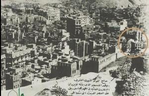 بعد سيطرة التيار المتشدد على الحكم فى الجزيرة العربية أصبح غير متاح زيارة مسجد بنى سابقاً فى عهد هارون الرشيد