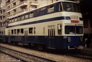 ترام الأسكندرية أحد وسائل النقل الأساسية الذى هوجم بسببه المحافظ المستقيل لأهتمامه المتزايد به