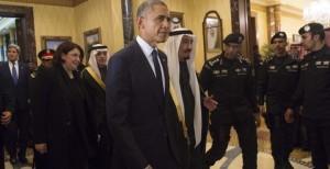 القيم الأمريكية التى وصلت بأوباما إلى سدة الحكم غير متوافرة فى الدول العربية الحليفة لأمريكا