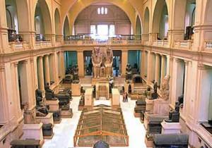 المتحف المصرى الذى يحتفظ بمومياوات أكثر من مصرى قديم أحتفل أمس بالذكرى ال 113 لتأسيسه