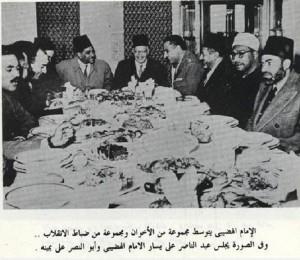 خبر من جريدة قديمة قبل أن يصبح الأنقلاب ثورة و قبل أن يصبح الجيش عسكر