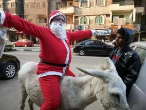 بابا نويل بعد تمصير شخصيته